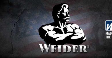 A Weider cég története.