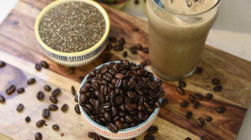 Napindító kávés fehérjesmoothie