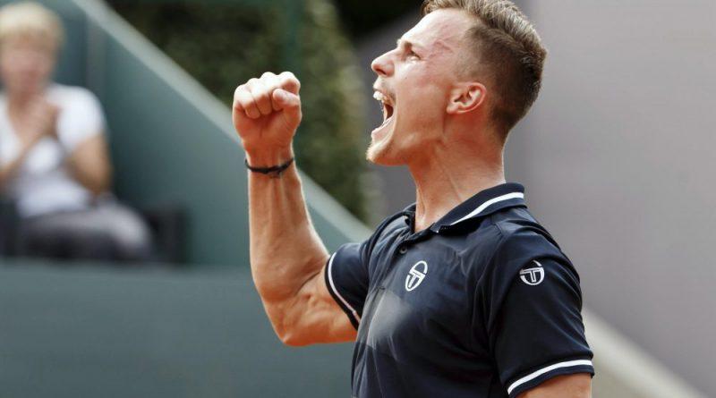 Magyar siker a genfi tenisz tornán