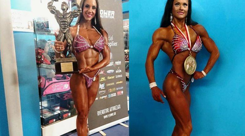 Hatalmas magyar sikerek a testépítés-fitness világában